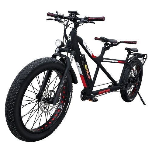 Addmotor MOTAN M-250 750 Watt Electric Tandem Bicycle Built for Two
